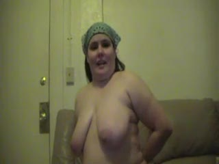 BBW/Chubby - Becky uses me for her Redtube page