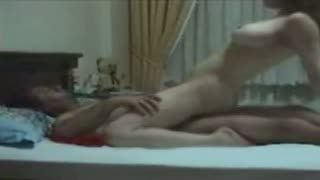 Young Hottie Rides Old Man