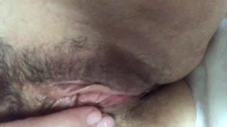 Female Masturbation - Fingers in me..please