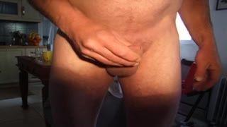 Male Masturbation - me