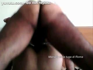 Doggy Style - Maria la troia tuga di Roma