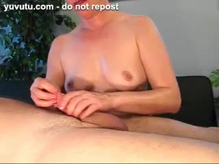 Ejaculation - Dick Massage With Happy Ending