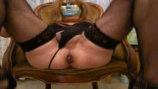 Fisting - mistress fist me ( on sissy) part 4/4