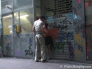 Levrette - Street Sex