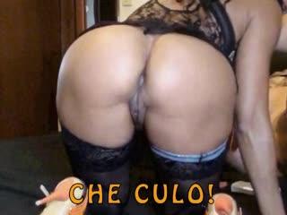 - CHE CULO!
