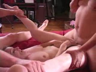 Blow Job - Getting busy with a squirter
