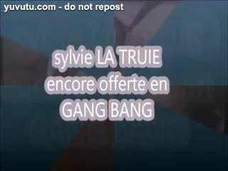 Gang Bang - sylvie offerte en gangbang....
