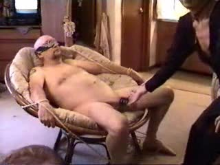 Foreplay - Mrs. Crush takes a hand