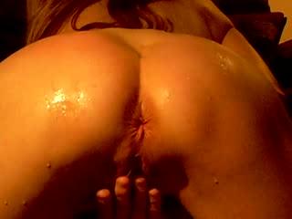 Female Masturbation - playing with myself