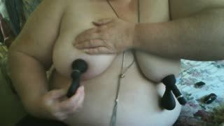 - Tittie Play with new toy