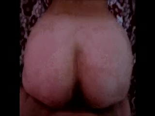 Sesso sconosciuti - cum on the bum