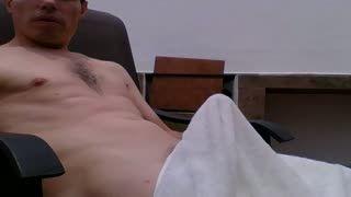 - nude outdoor