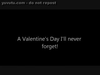 Strapon - A V-day I'll never forget