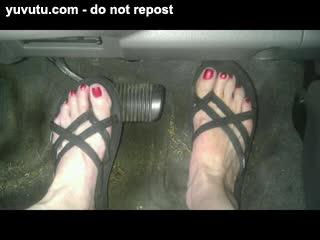 Missionary - sexy mature feet twelve