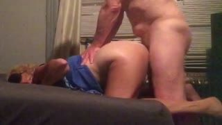 Da dietro - SubPig needs more cock