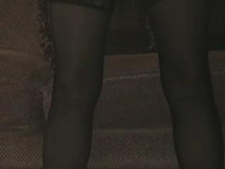 BDSM - My Friend's Mom Spanking Me On Webcam