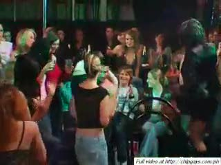 Gang Bang - Hot babes and sweet strippers