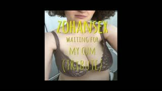 - zohansex waiting for my cum (TRiBuTE) (HD)