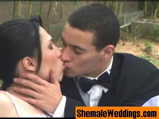 - shemale wedding