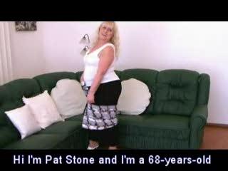 Granny Pat age 67
