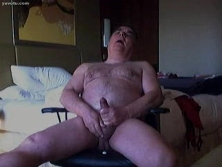 Addicted Masturbator