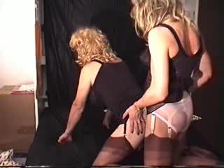 caren nylon and nylon friend fuck
