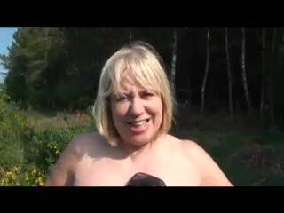 Fetish - Peeing Outdoors