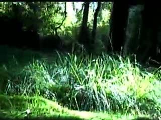 Facial - lilian77 dans un bois_4