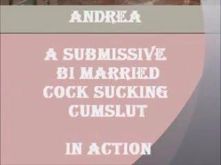 TV - Andrea cumslut