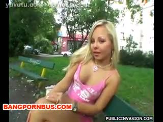 Public Afternoon Sex for Money Reality Outdoor Hardcore