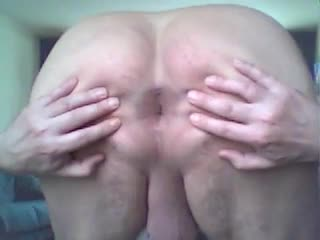 Anal - shaved longing ass