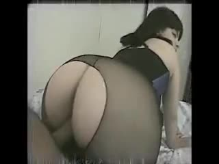 black cock to white married wife's broad ass from behind