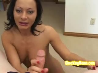 Hot milf loves anal sex all day