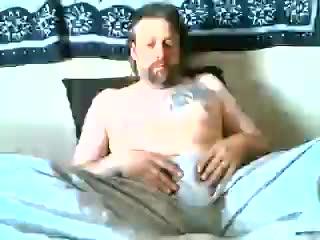 Male Masturbation - Pelle Westlund masturbating movie
