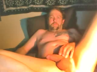 Webcam - Pelle Westlud showing his cock on cam