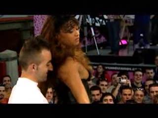 Missionary - Show Dunia Montenegro en Exposex Madrid
